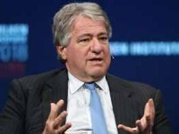 Apollo says ex-SEC chief Clayton to take over as chairman from Black
